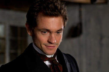 Hugh Dancy as Mortimer Granville in &quot;Hysteria.&quot;